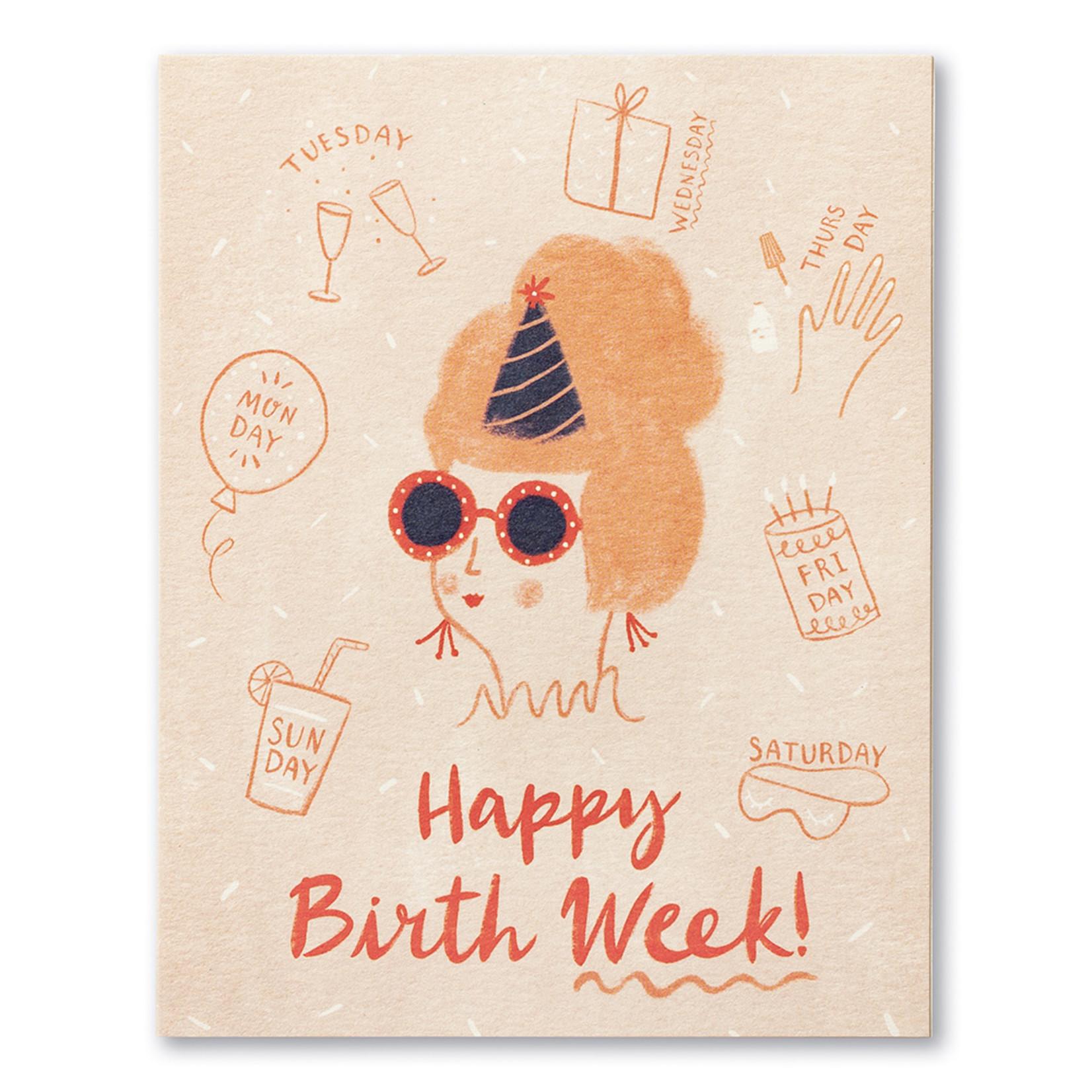 Love Muchly Happy Birth Week!