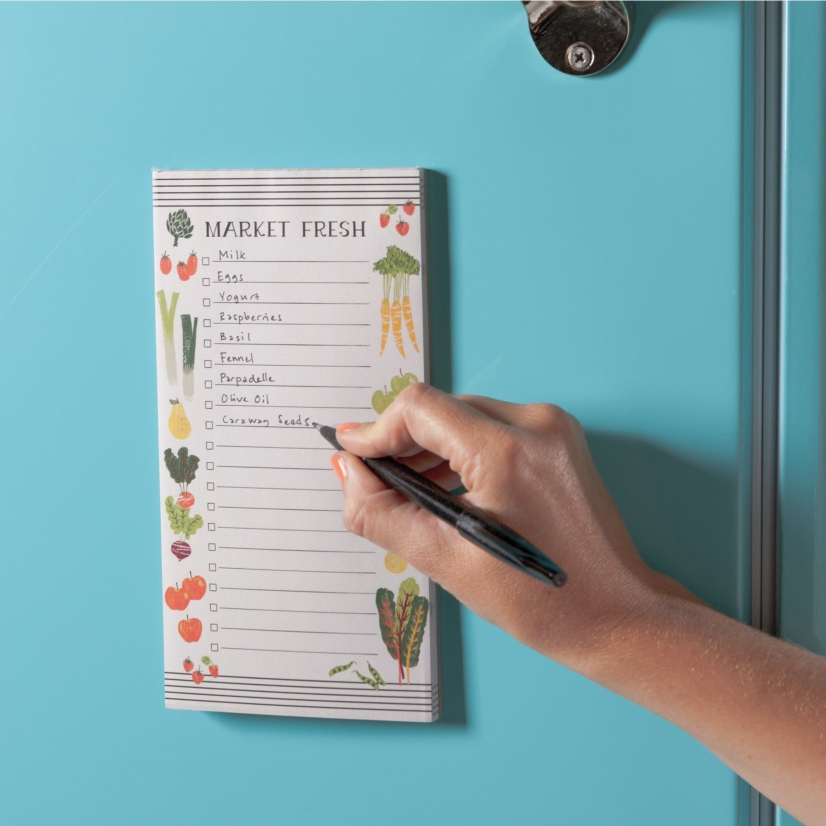 Now Designs List It Magnetic Notepad