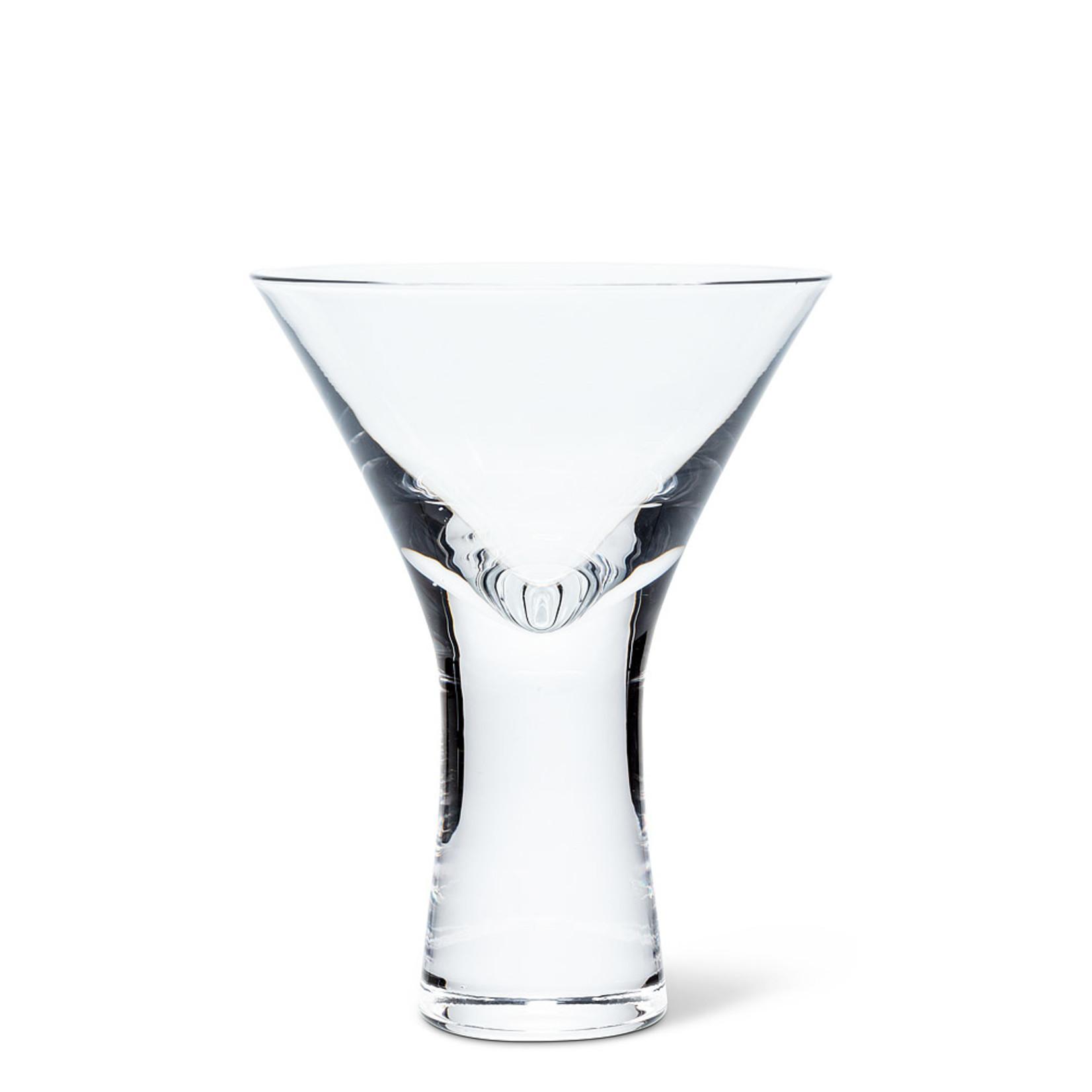 Abbott Heavy Bottomed Martini Glass