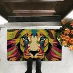 Abbott Graphic Doormat