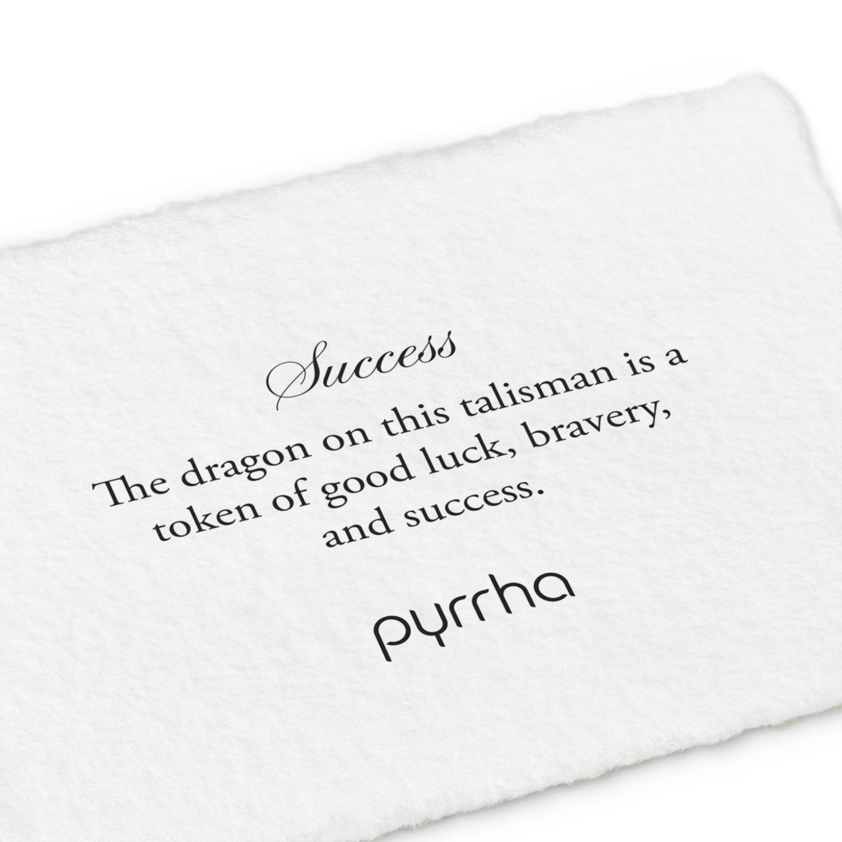 Pyrrha Success Wide Bar Bracelet