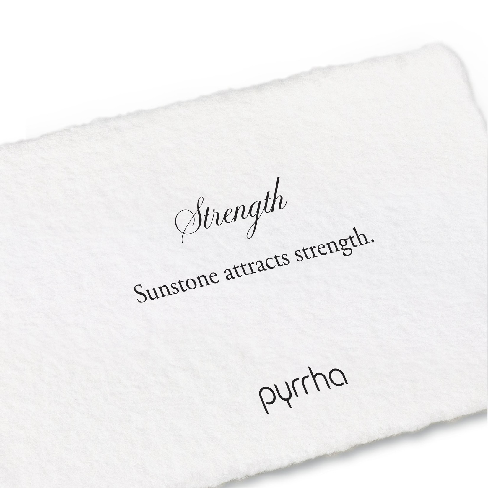 Pyrrha Strength Signature Attraction Charm