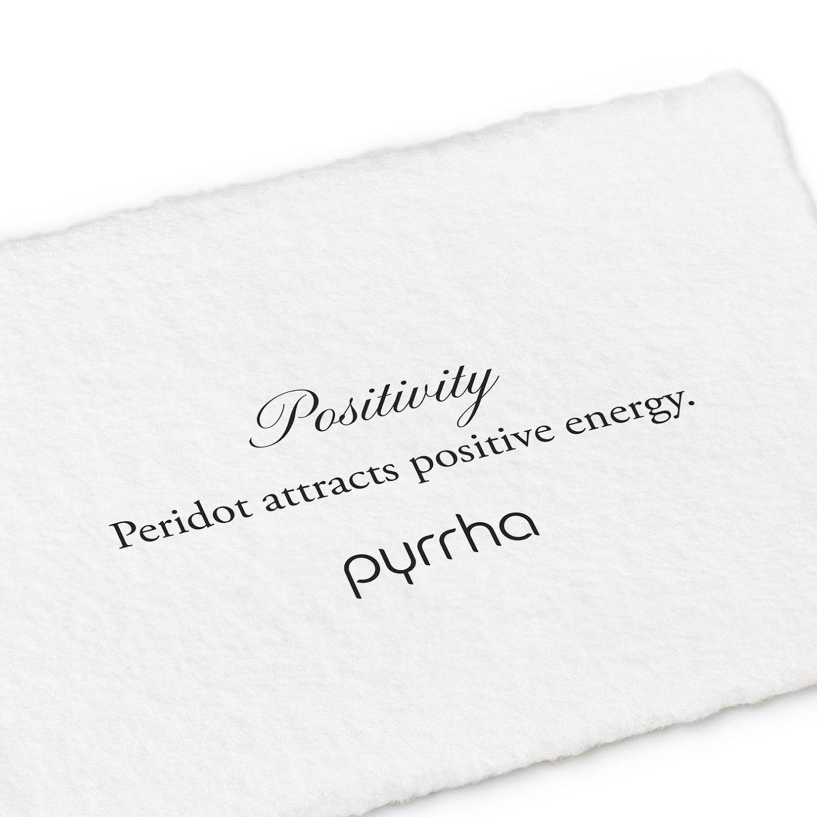 Pyrrha Positivity Signature Attraction Charm