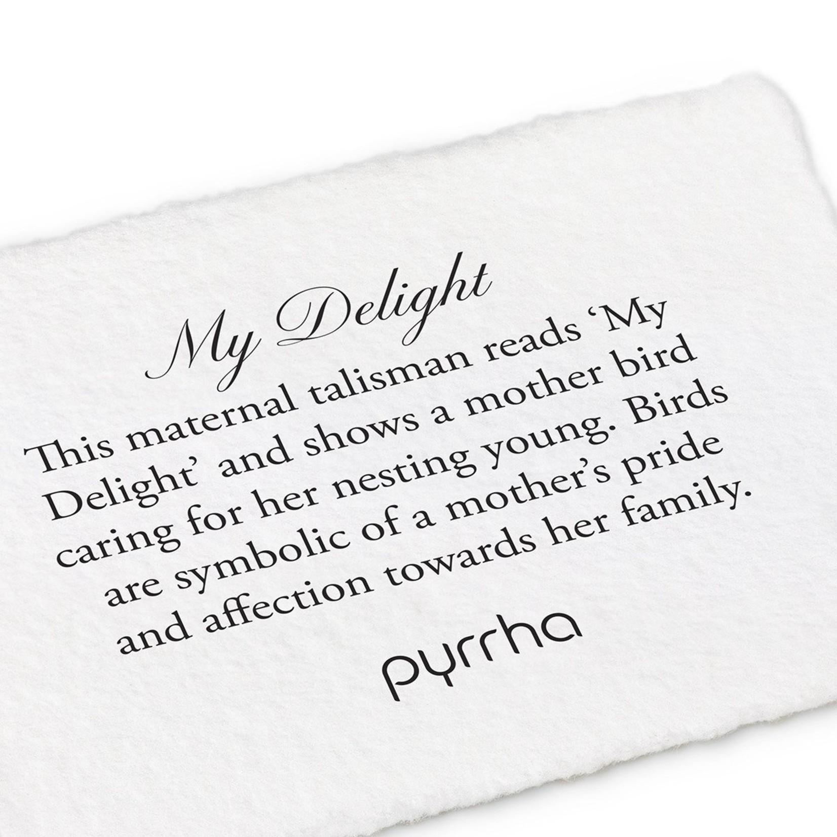 Pyrrha My Delight Signature Talisman