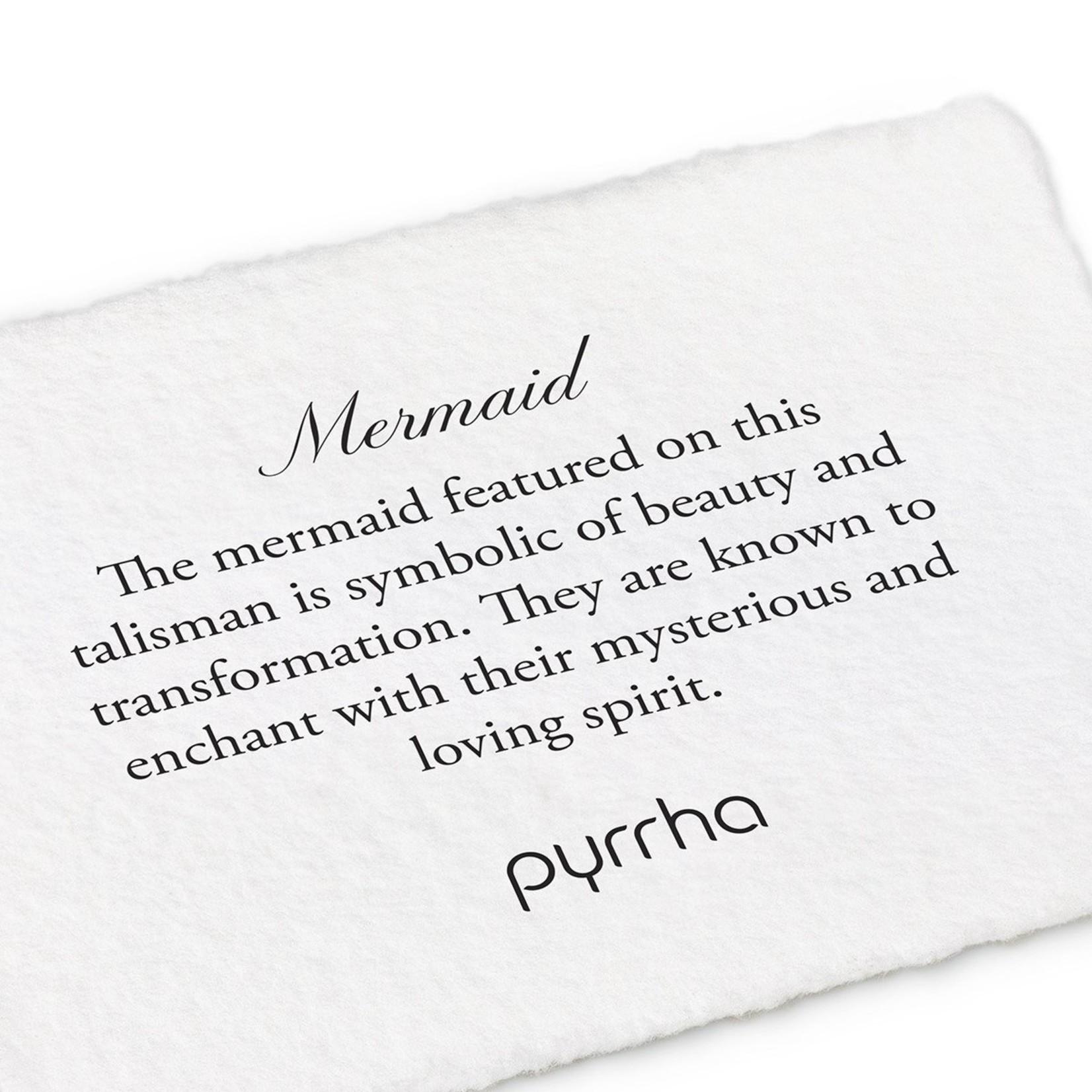 Pyrrha Mermaid Signature Talisman
