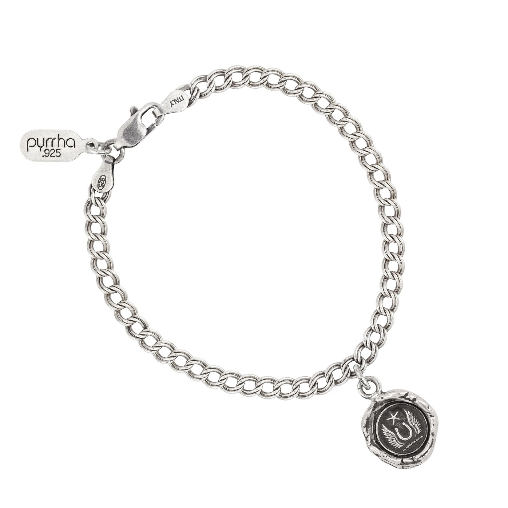 Pyrrha Luck & Protection Talisman Chain Bracelet