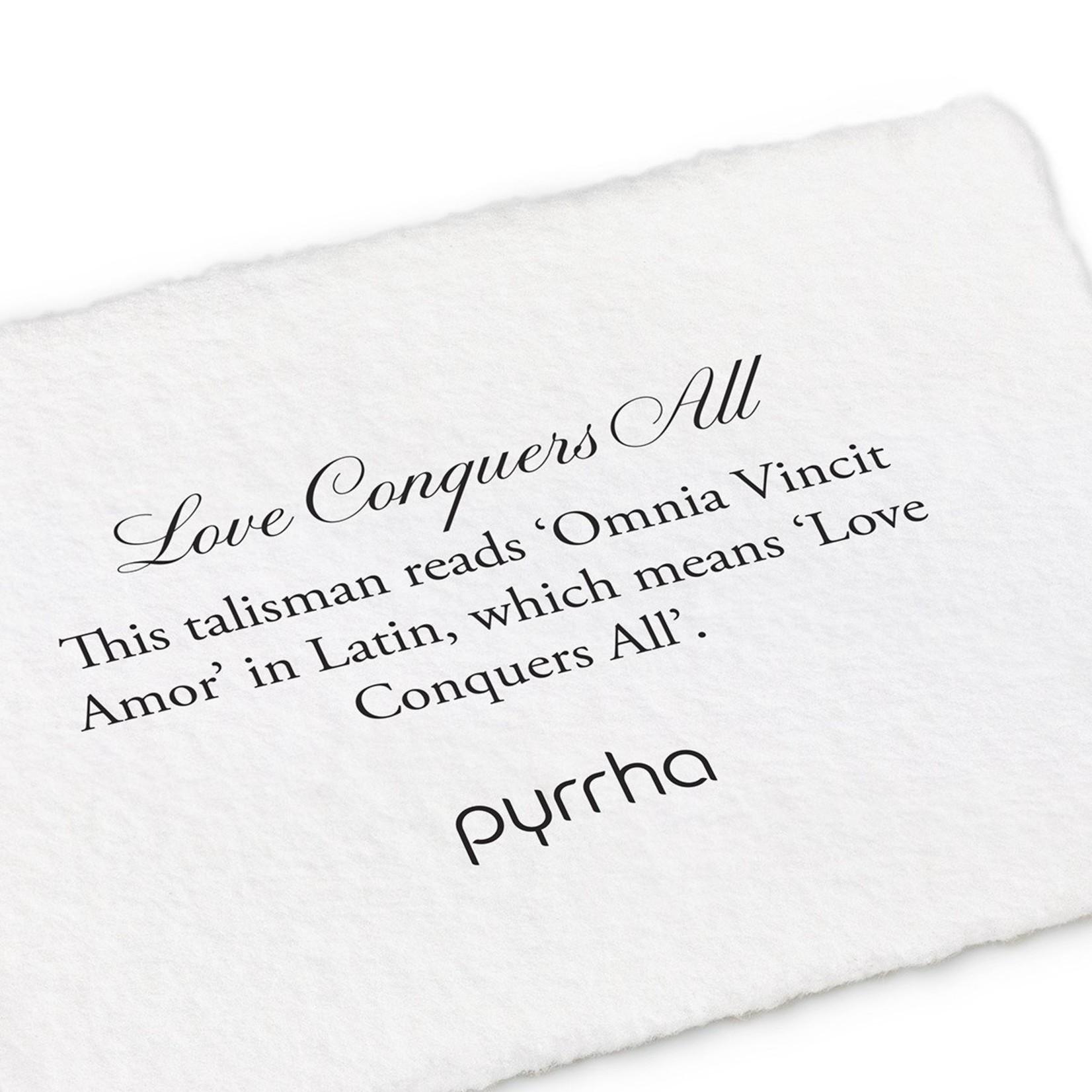 Pyrrha Love Conquers All Signature Talisman