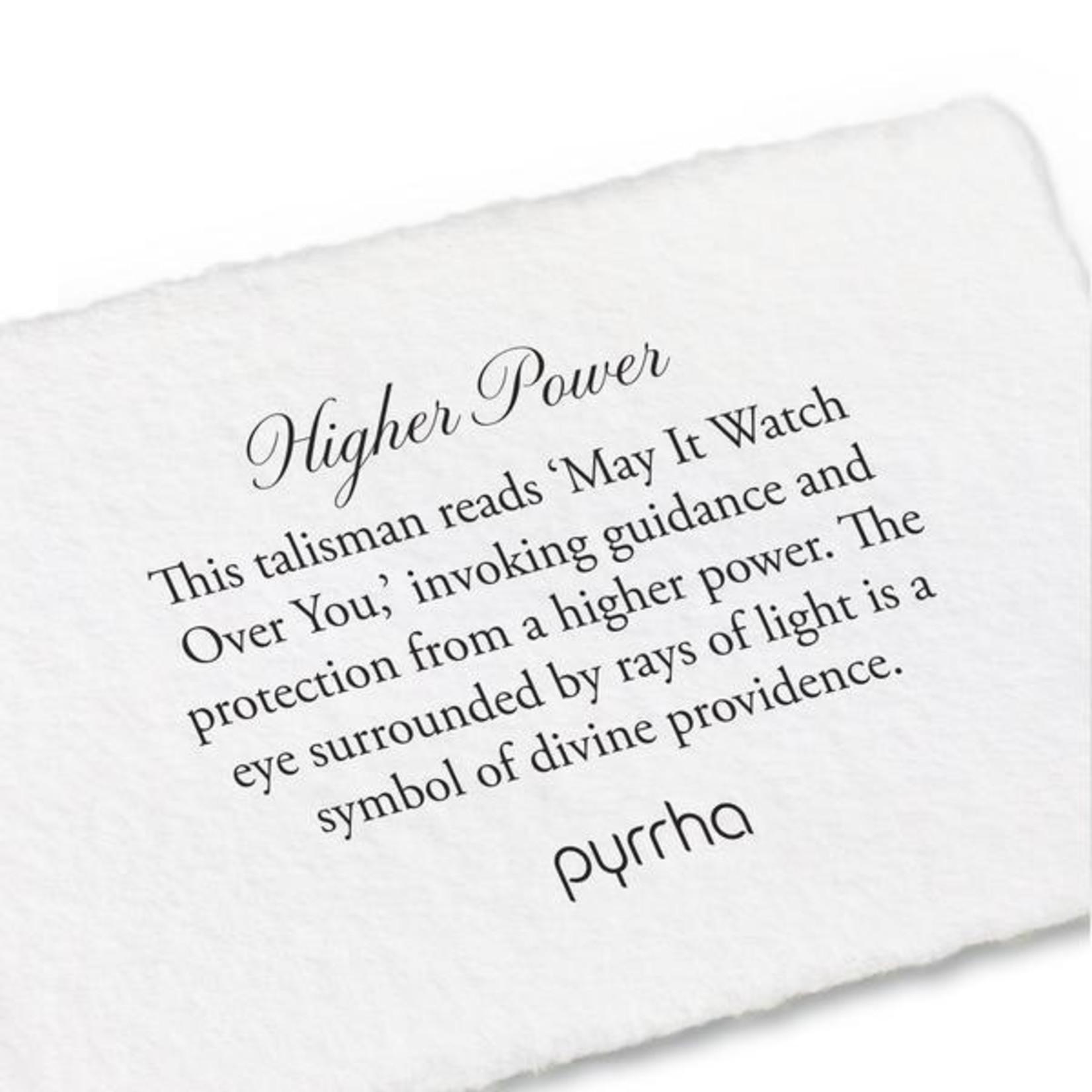 Pyrrha Higher Power 14K Gold Talisman