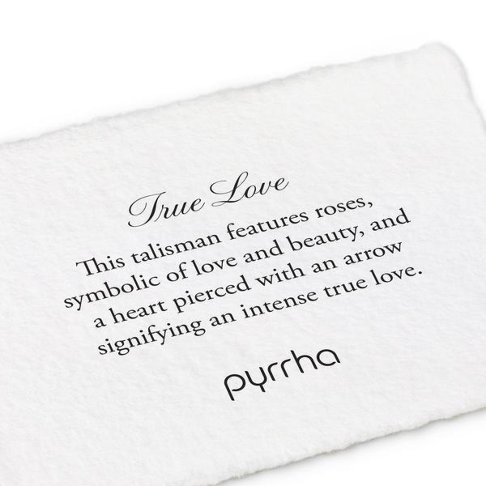 Pyrrha True Love 14K Gold Talisman