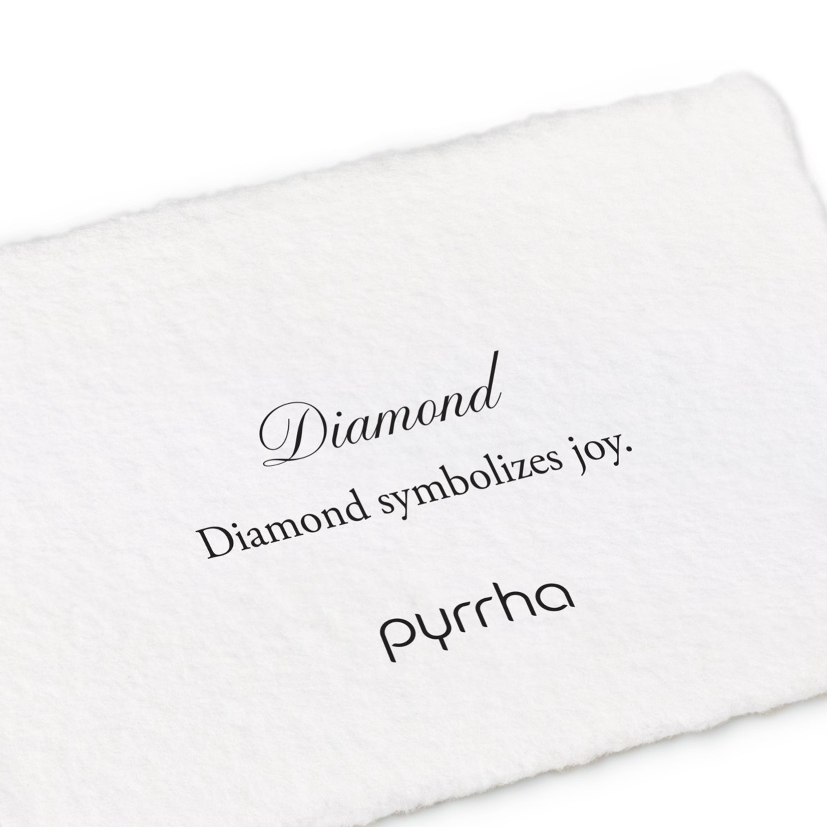Pyrrha Diamond Set 14K Gold Ring