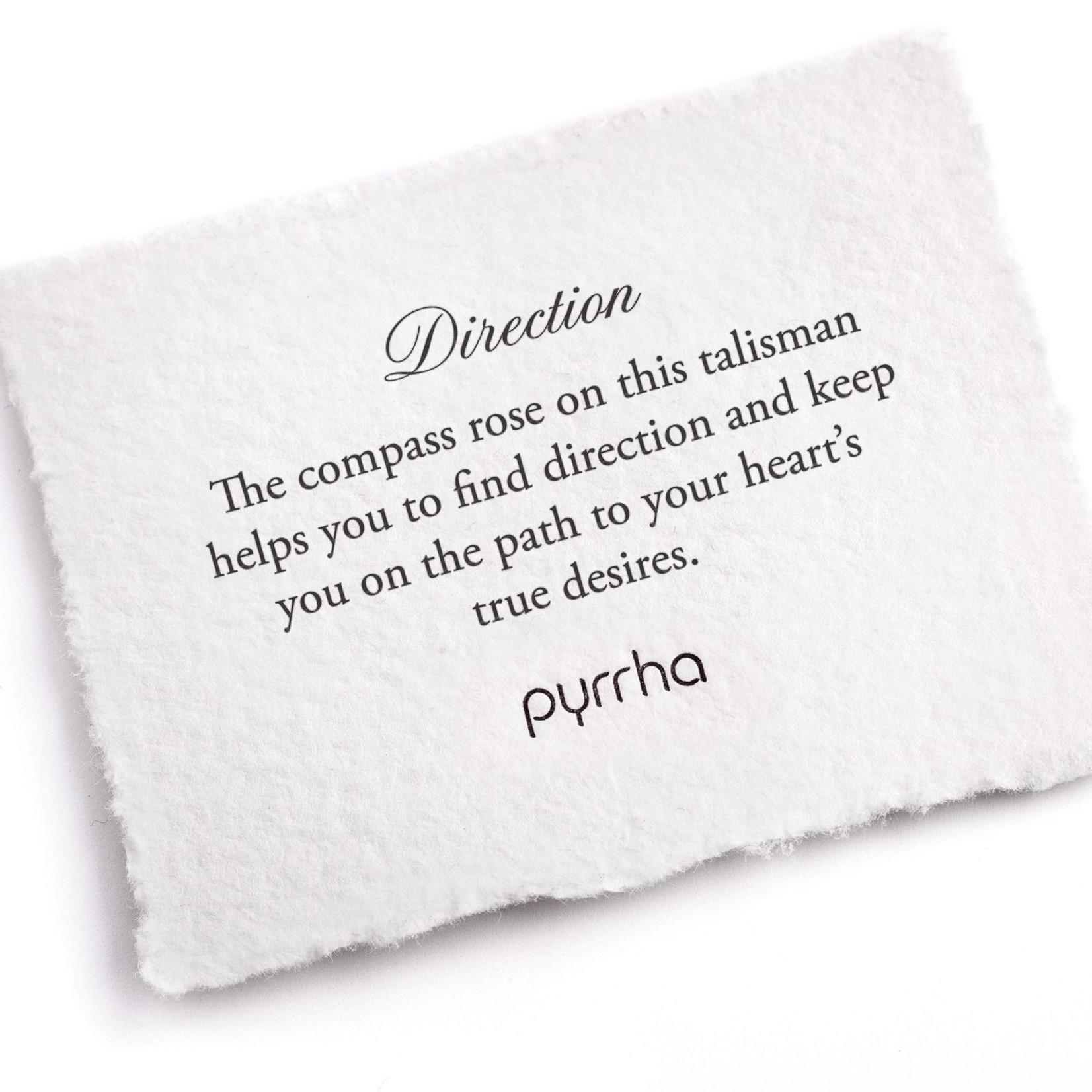 Pyrrha Direction Signature Talisman