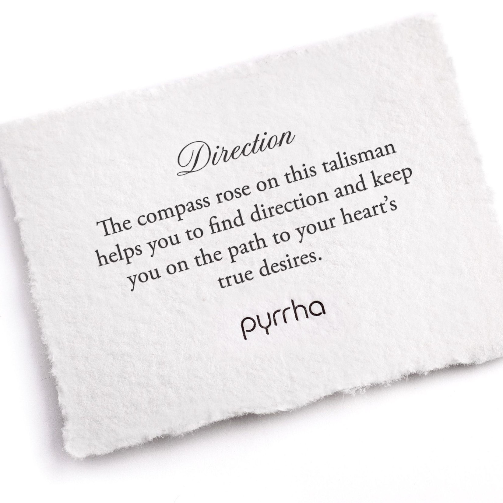 Pyrrha Direction Small Paperclip Chain Necklace