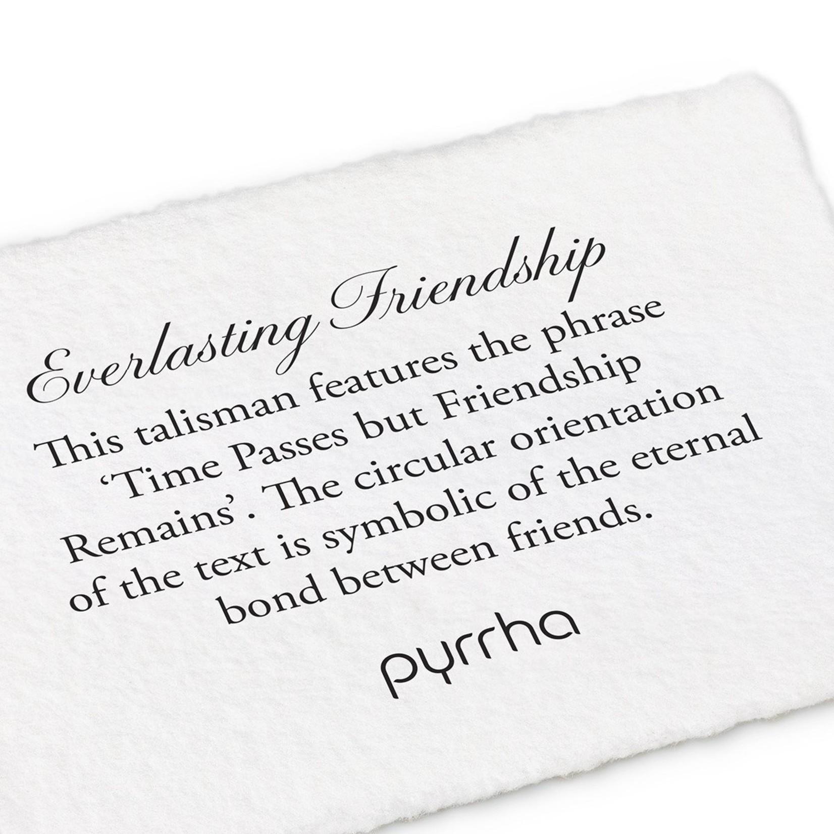 Pyrrha Everlasting Friendship Signature Talisman