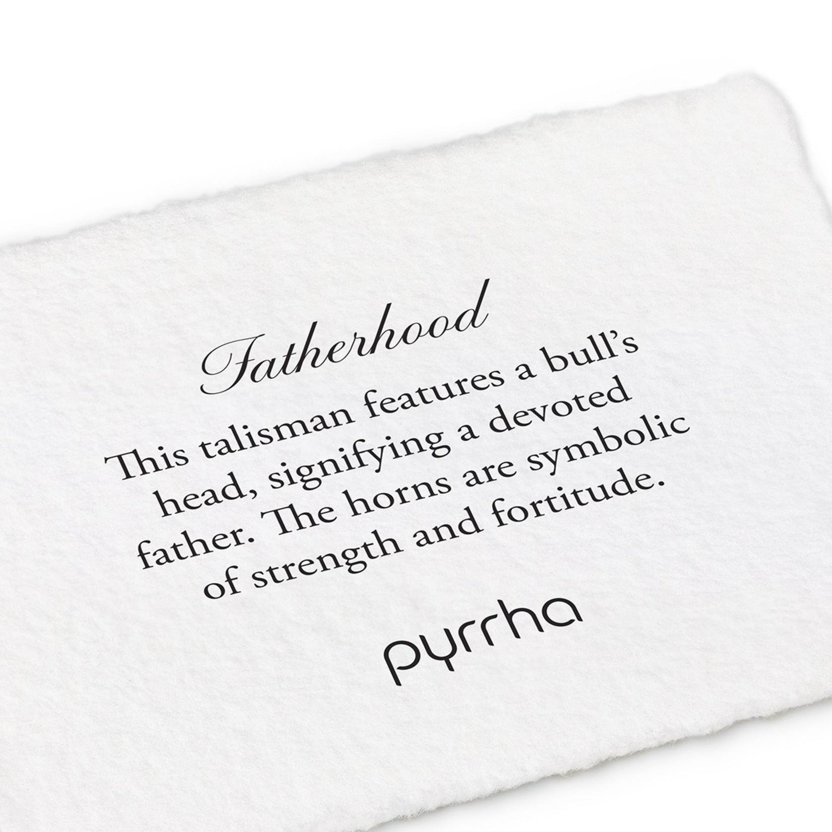 Pyrrha Fatherhood Signature Talisman