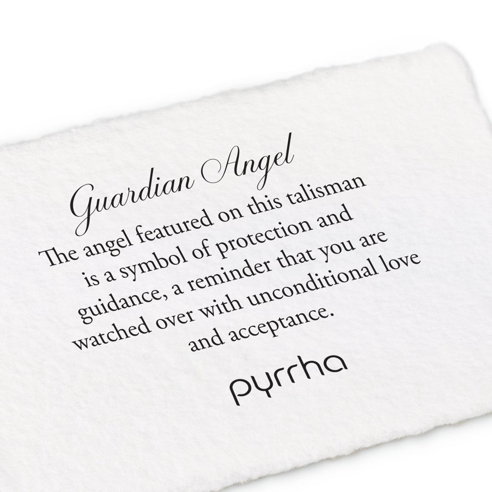 Pyrrha Guardian Angel Locket