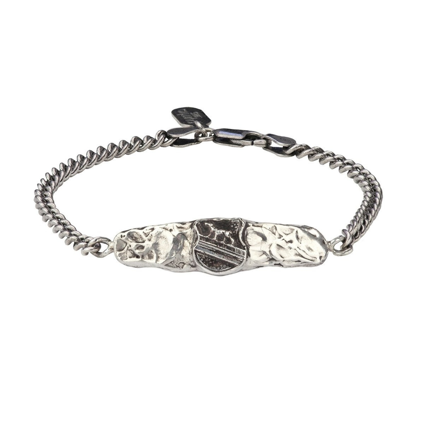 Pyrrha Heart Of The Wolf Bar Bracelet