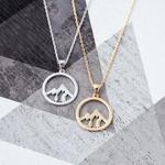 Glee Jewelry Whistler Pendant