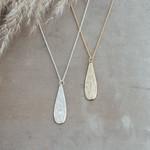 Glee Jewelry Teardrop Necklace