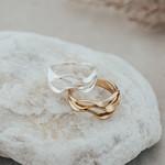 Glee Jewelry ~ Ripple Ring