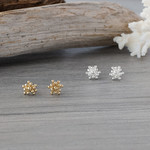Glee Jewelry ~ Living Coral Studs