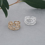 Glee Jewelry ~ Intertwined Ring