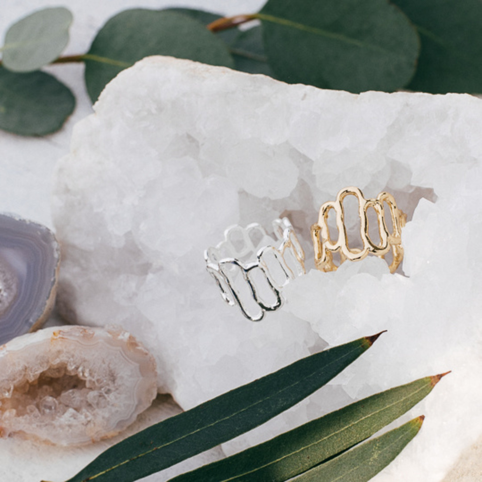 Glee Jewelry Array Ring