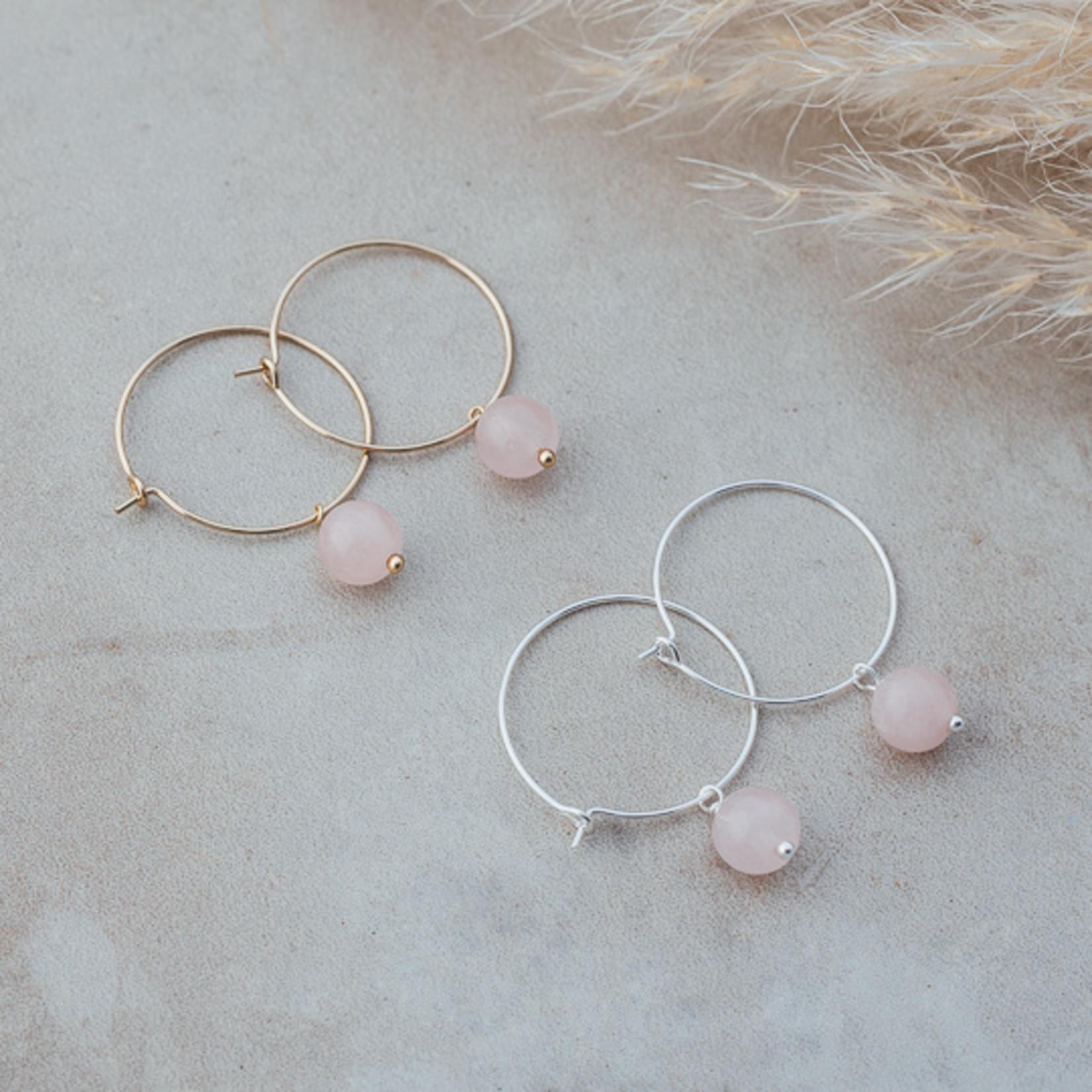 Glee Jewelry ~ Bellamy Hoops