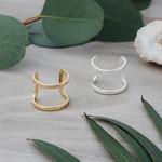 Glee Jewelry Cuff Ring