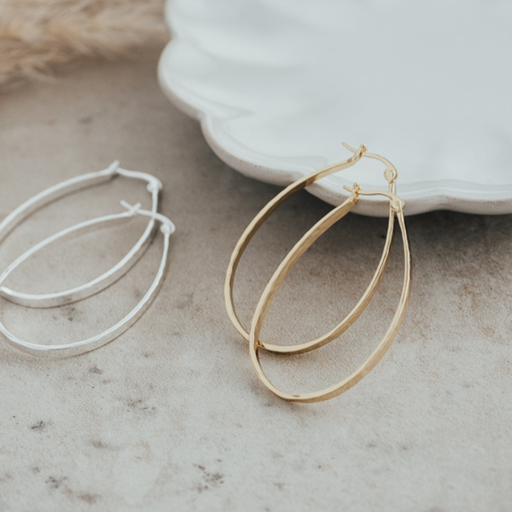 Glee Jewelry ~ Delilah Hoops