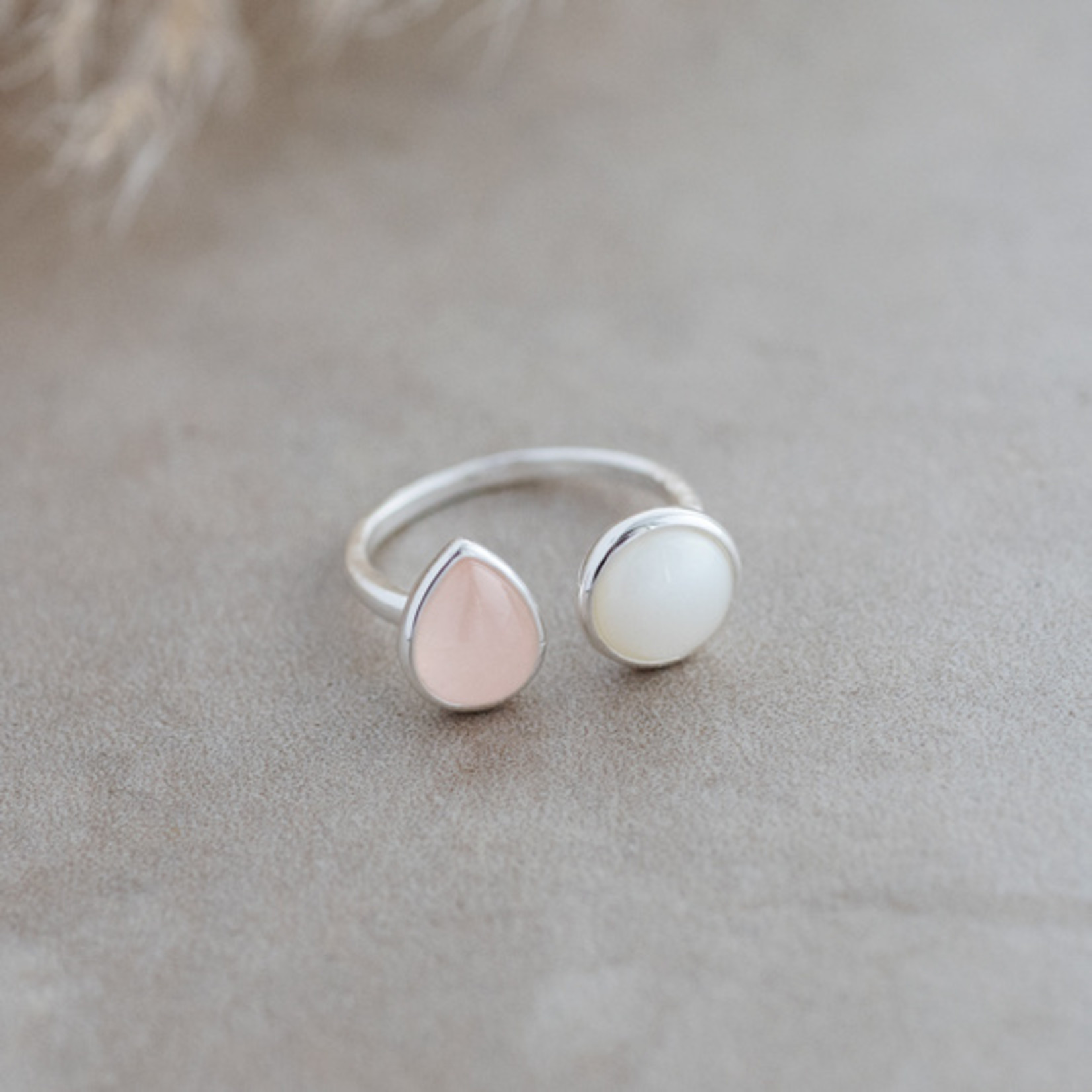 Glee Jewelry Duet Ring