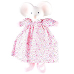 Tikiri Collection Meiya The Mouse Lovey With Rubber Head