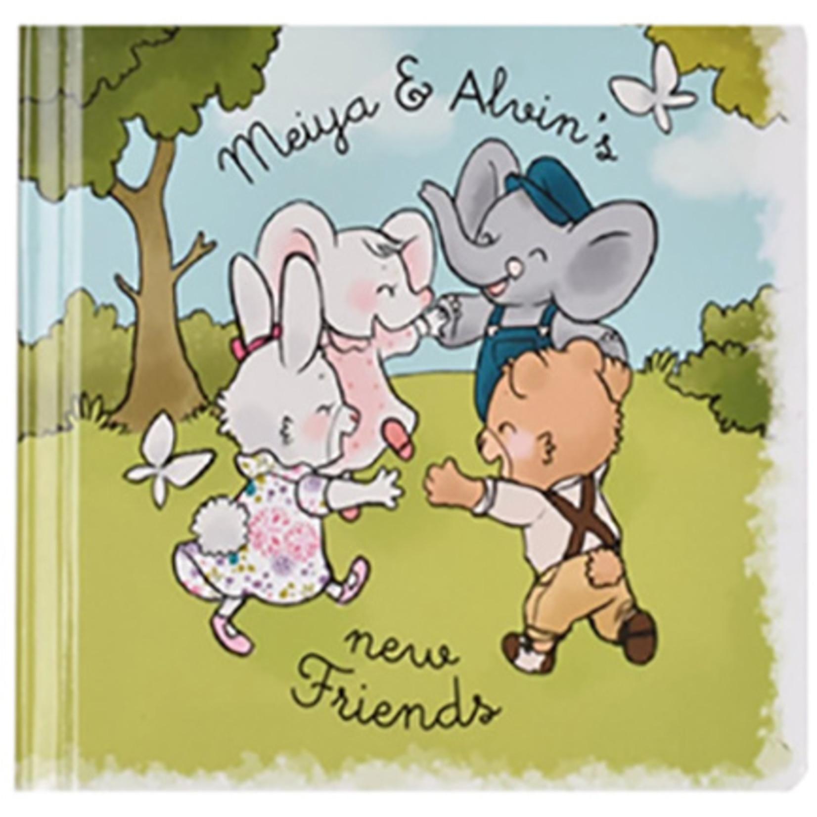 Tikiri Collection Meiya and Alvin's New Friends