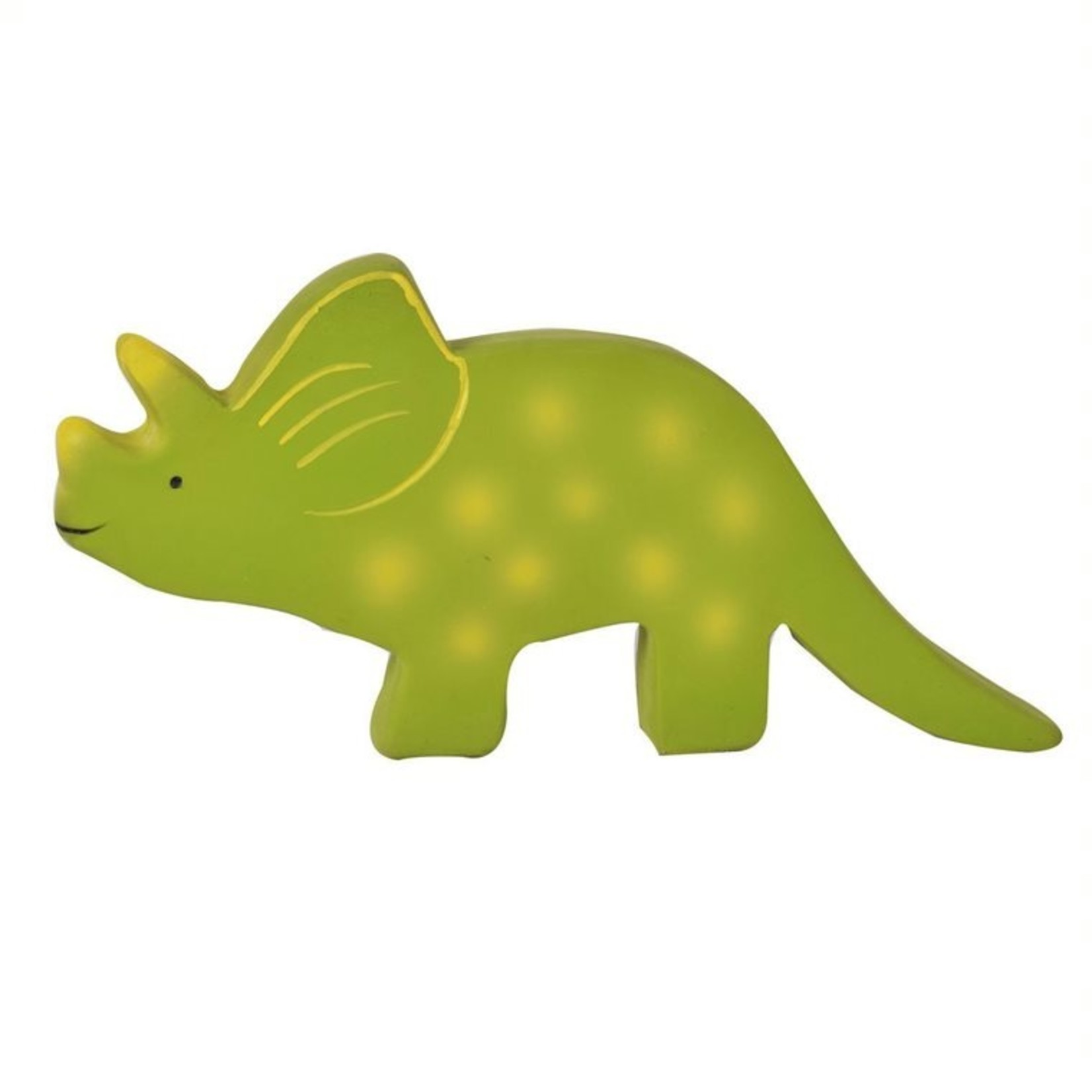 Tikiri Collection Baby Stegosaurus Rubber Toy