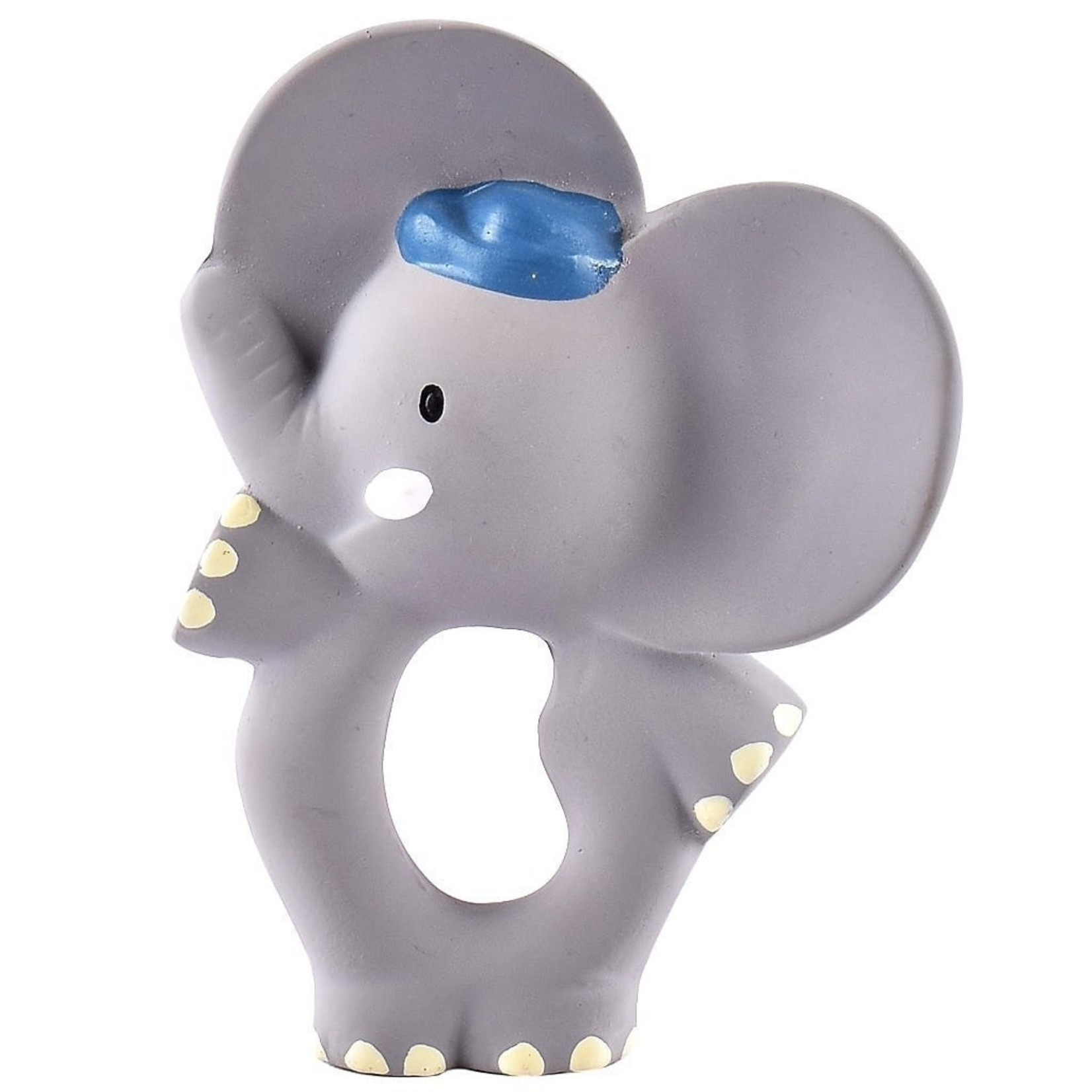 Tikiri Collection Alvin The Elephant Natural Rubber Teether
