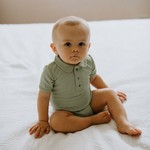 L'oved Baby Polo Bodysuit