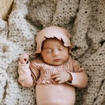 L'oved Baby Ruffle Cap