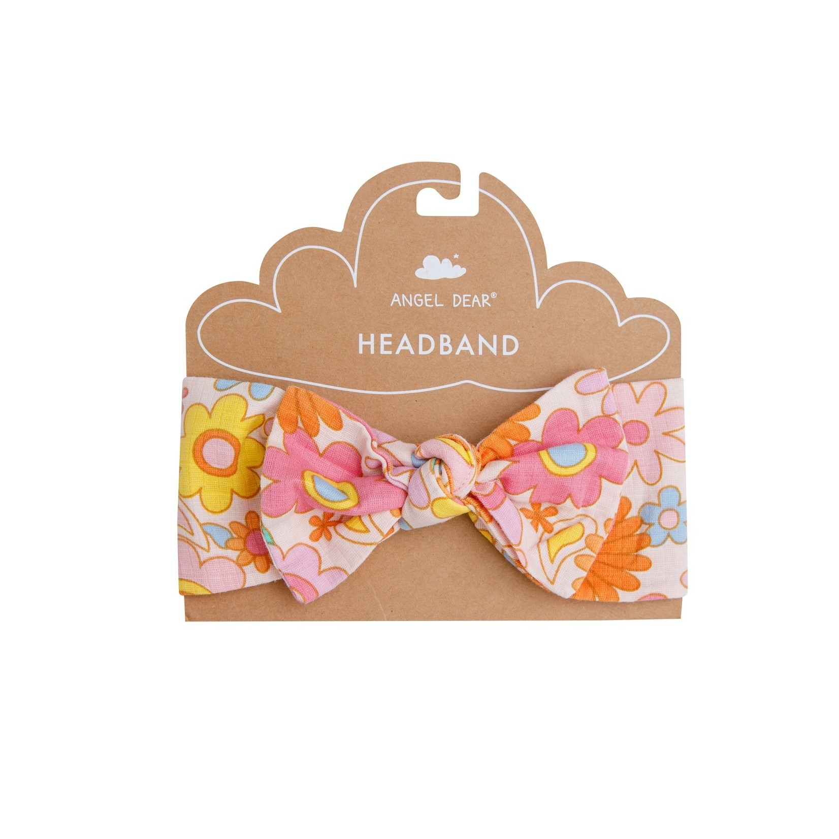 Angel Dear Muslin Headband