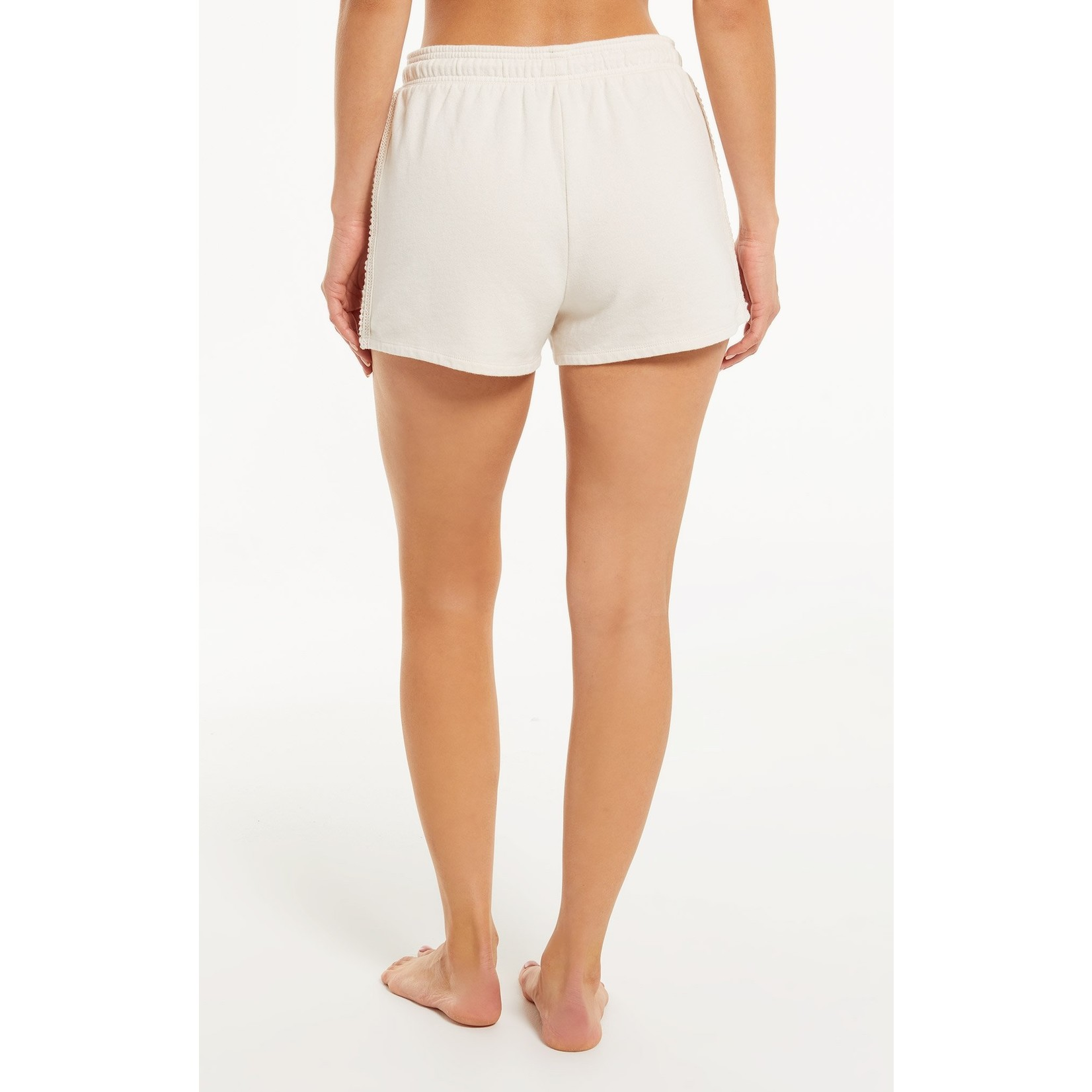 Z Supply Organic Washed Ashore Terry Short