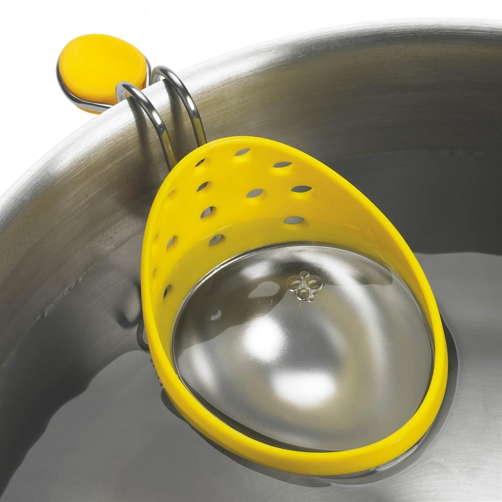 Cuisipro Stainless Steel Egg Poacher Set