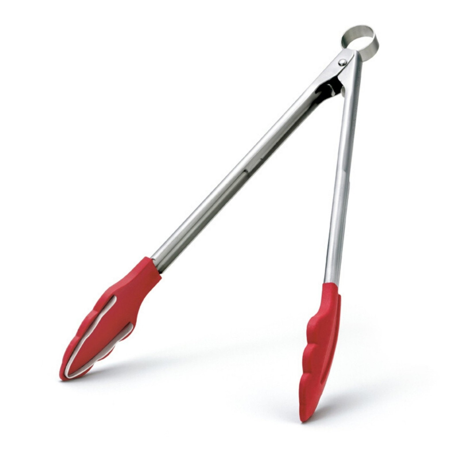 Cuisipro Silicone Tongs with Teeth
