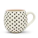 Abbott Polka Dot Ball Mug