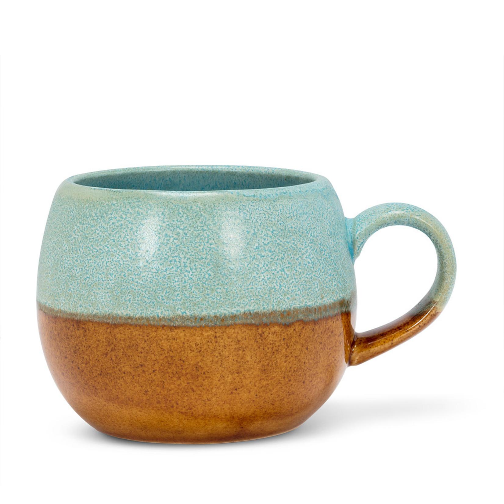 Abbott Trio-Color Ball Mug