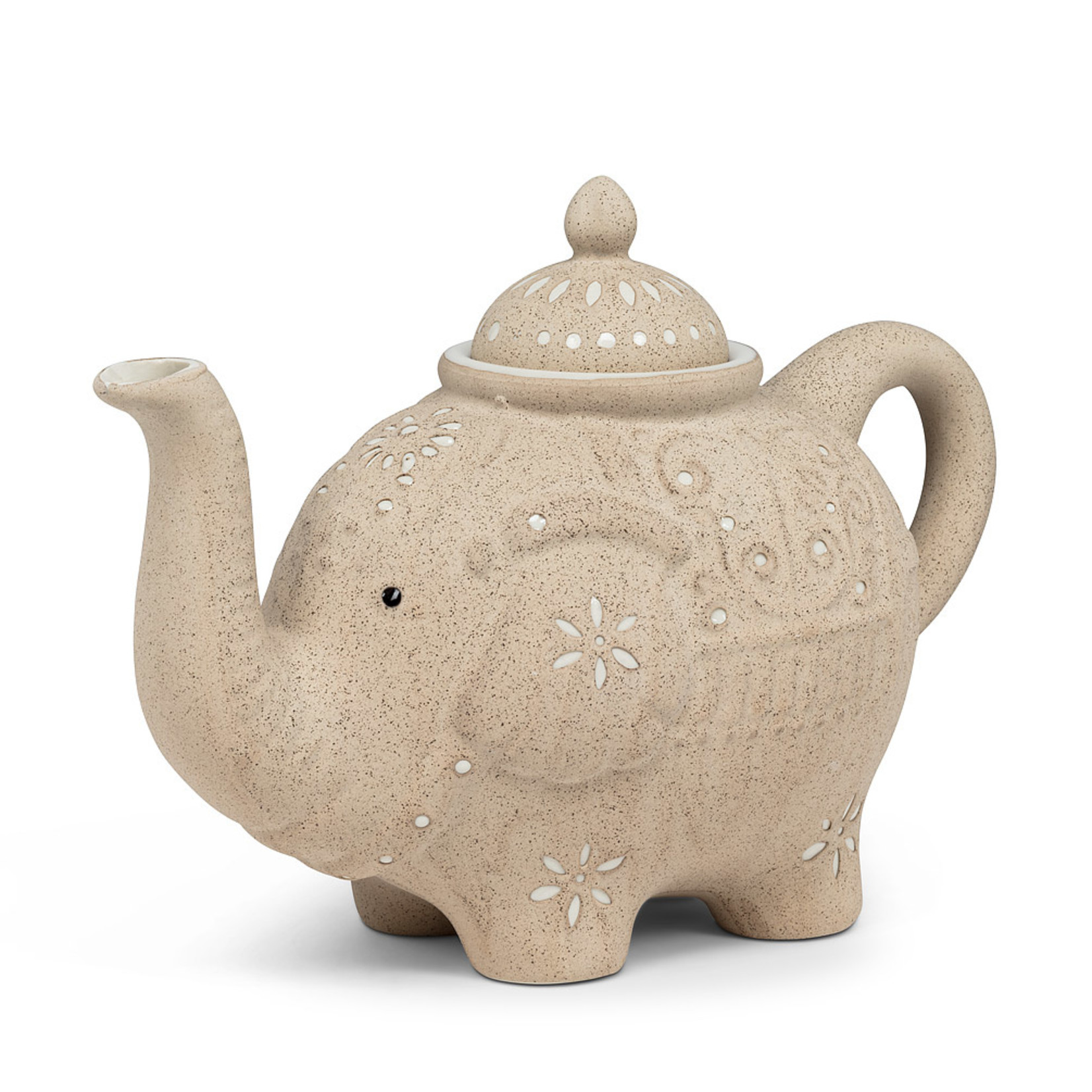 Abbott Elephant Teapot