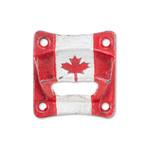 Abbott Canada Flag Wall Bottle Opener