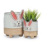 Abbott Bunny Planter