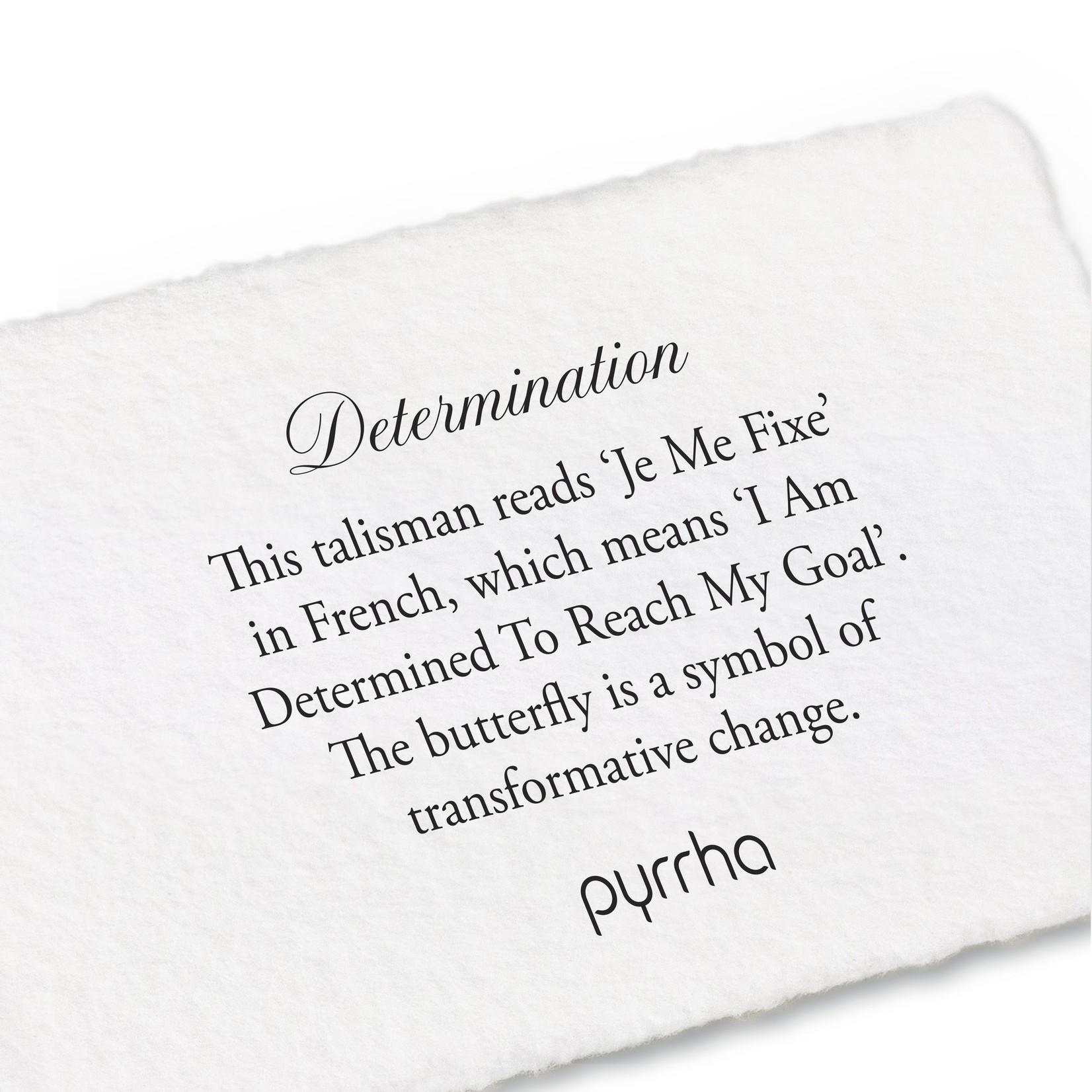 Pyrrha Determination Signature Talisman