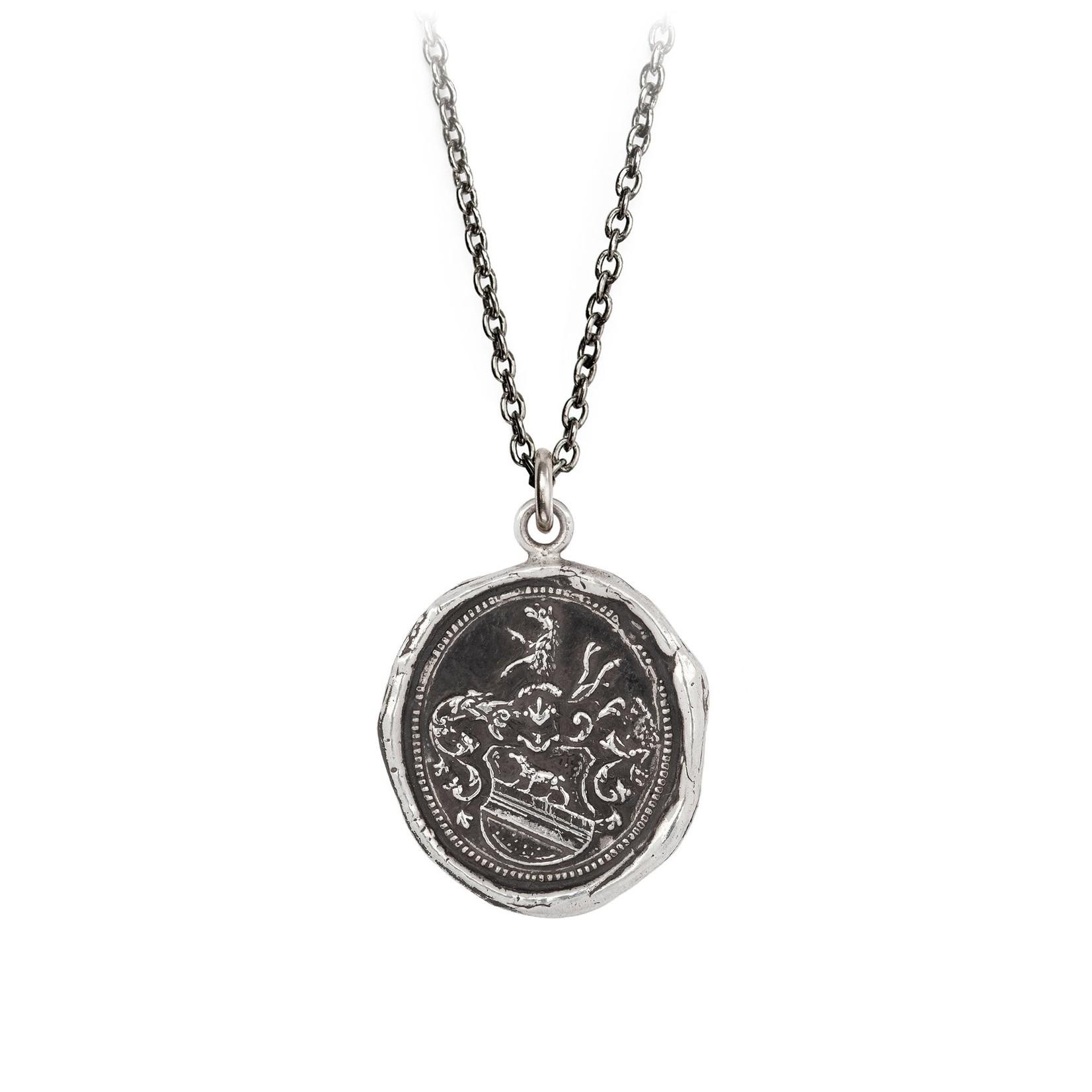 Pyrrha Heart Of The Wolf Signature Talisman