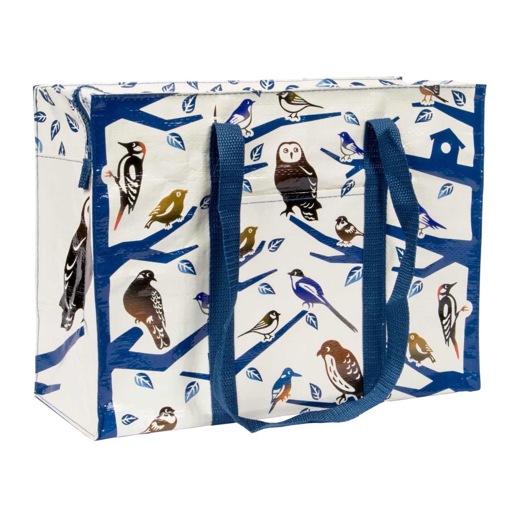 Blue Q Birdland Shoulder Tote