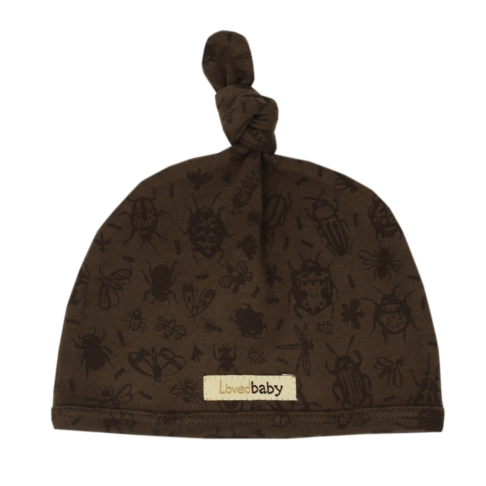L'oved Baby Don't Bug Me Top-Knot Hat