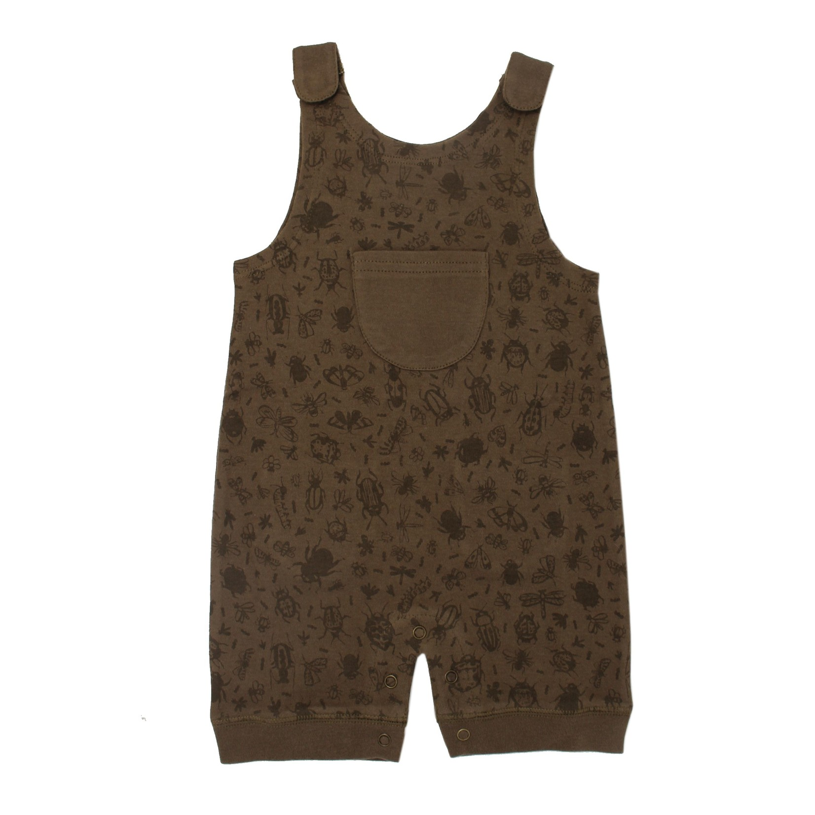 L'oved Baby Don't Bug Me Printed Sleeveless Romper